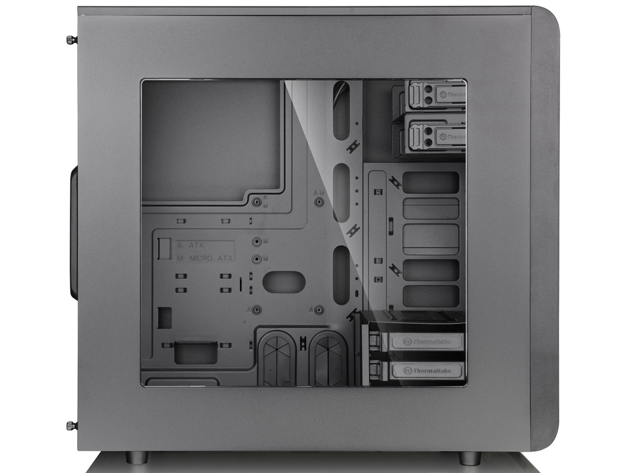 『本体 左側面』 Core V31 CA-1C8-00M1WN-00 の製品画像