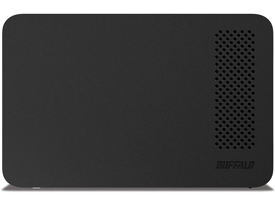 『本体 側面』 DriveStation HD-LC3.0U3/N の製品画像