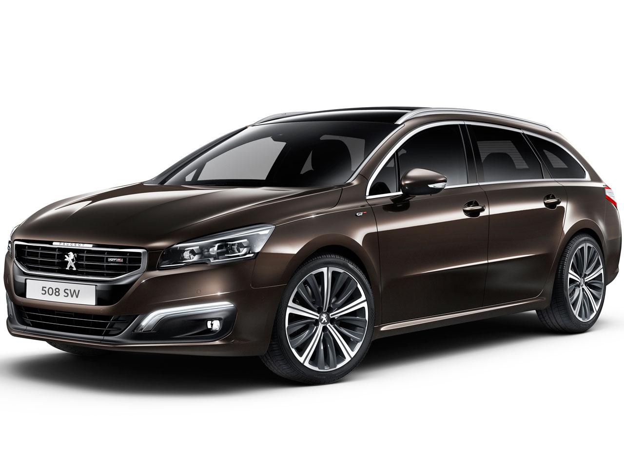 プジョー 508SW 2015年モデル 新車画像