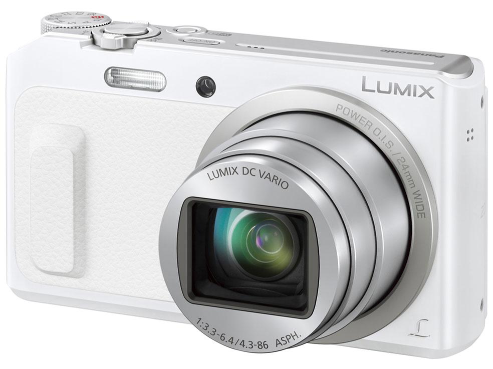 LUMIX DMC-TZ57-W [ホワイト] の製品画像
