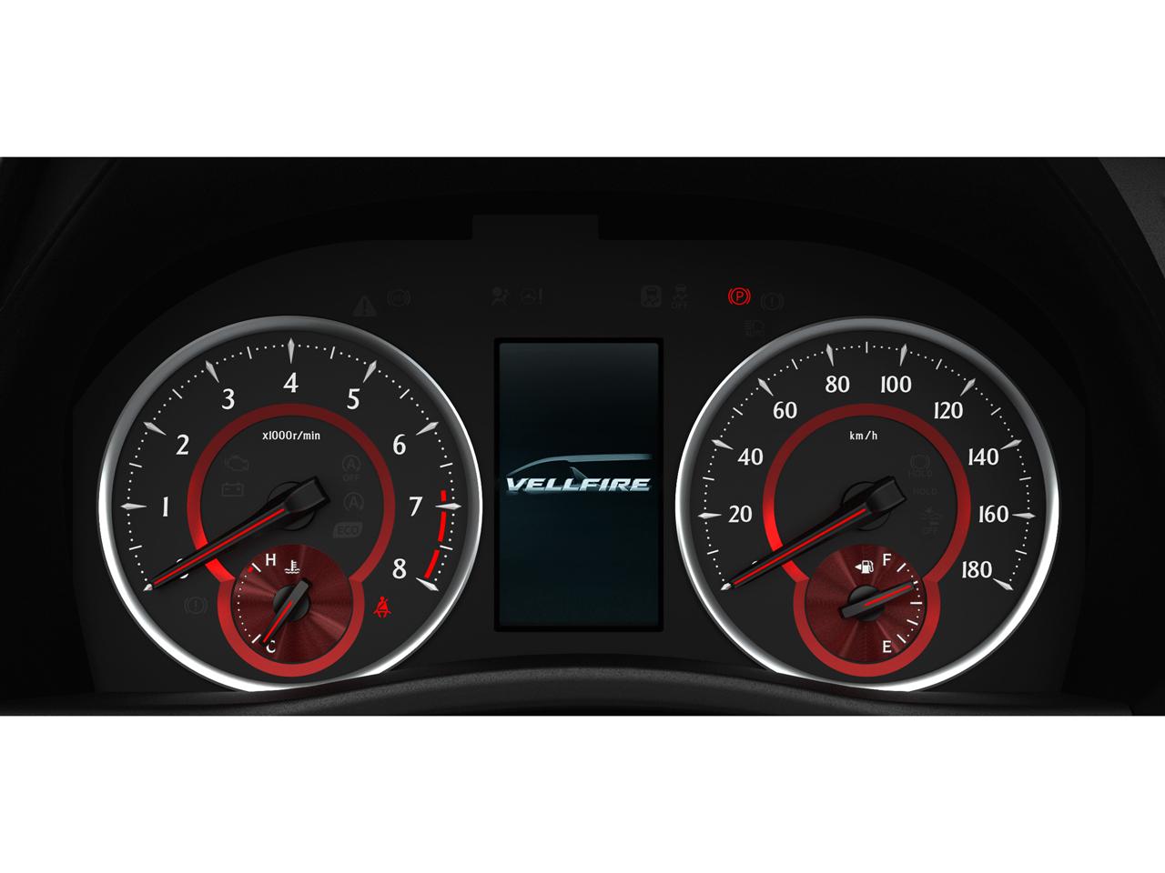 『インテリア1』 ヴェルファイア 2015年モデル の製品画像