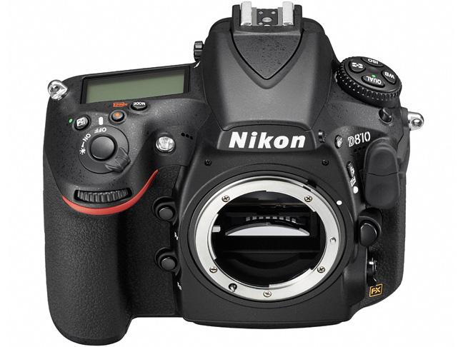 『本体 正面』 D810 24-120 VR レンズキット の製品画像