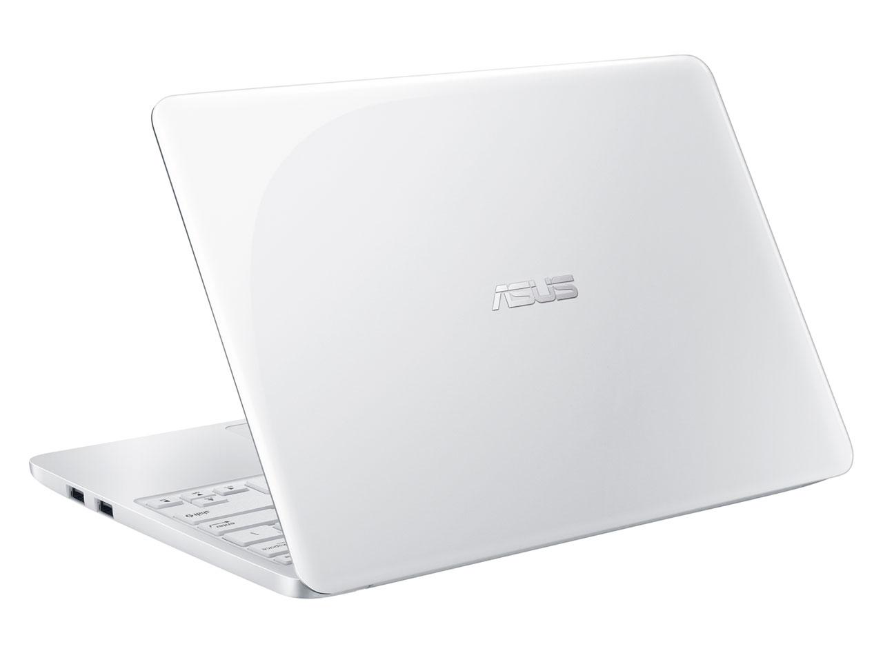 EeeBook X205TA X205TA-B-WHITE [ホワイト] の製品画像