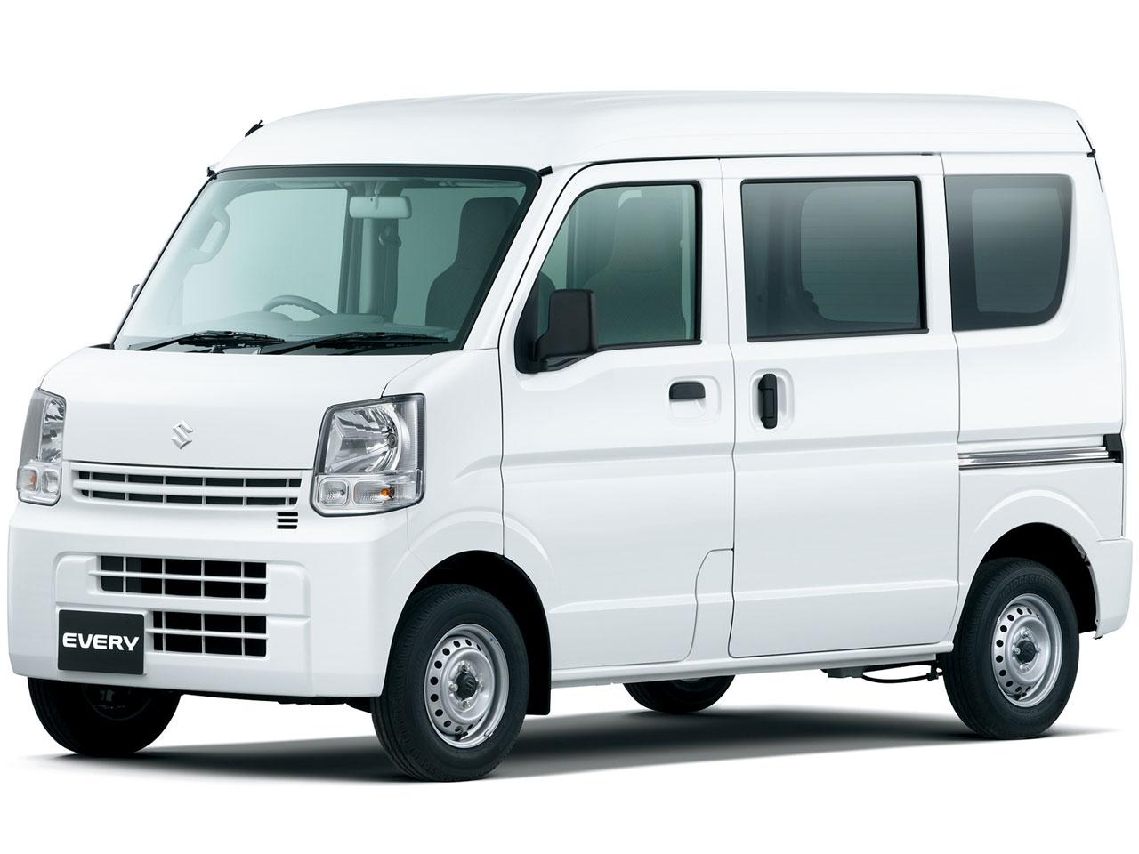 スズキ エブリイ 商用車 2015年モデル 新車画像