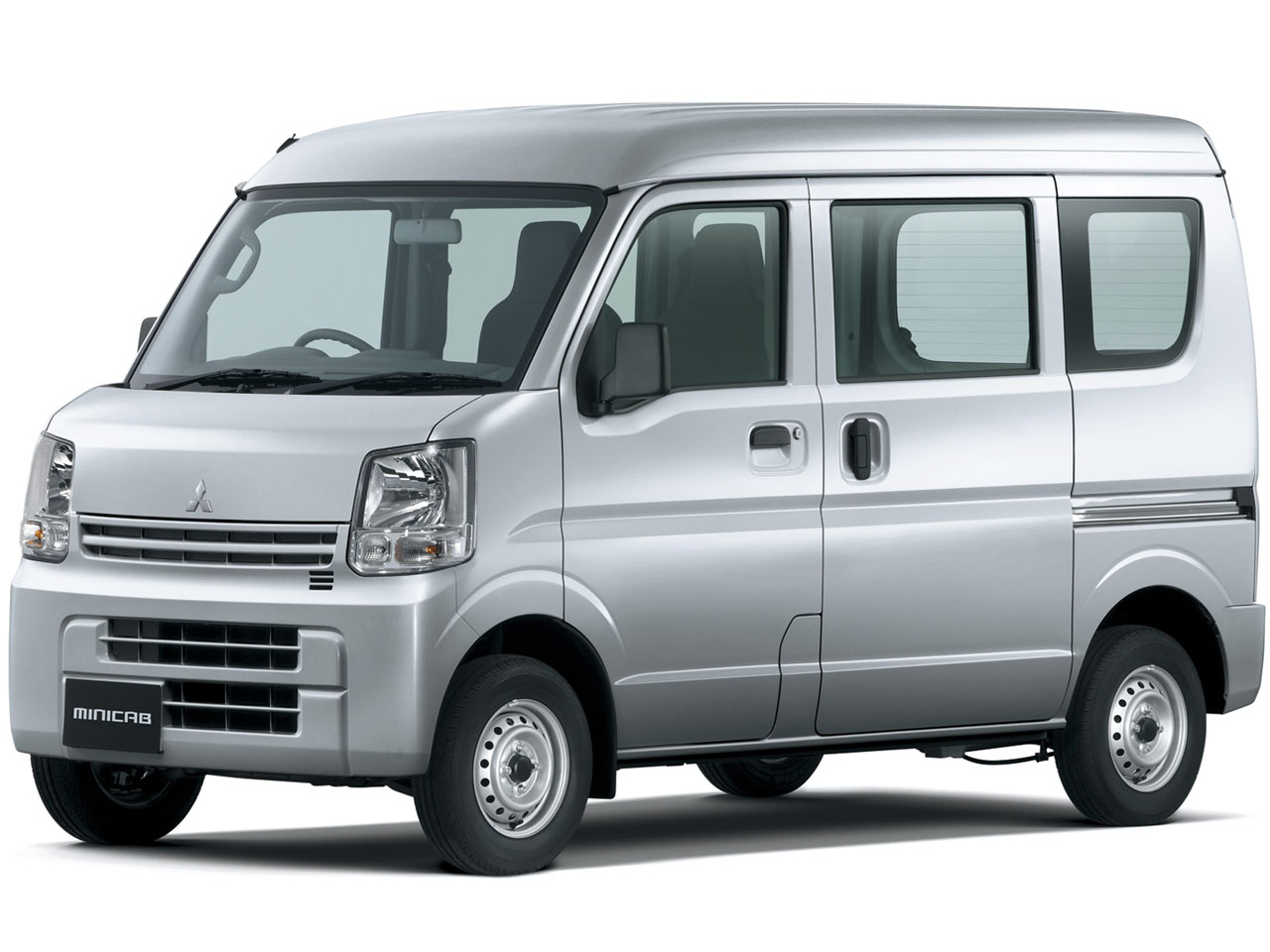 三菱 ミニキャブ バン 商用車 2015年モデル 新車画像