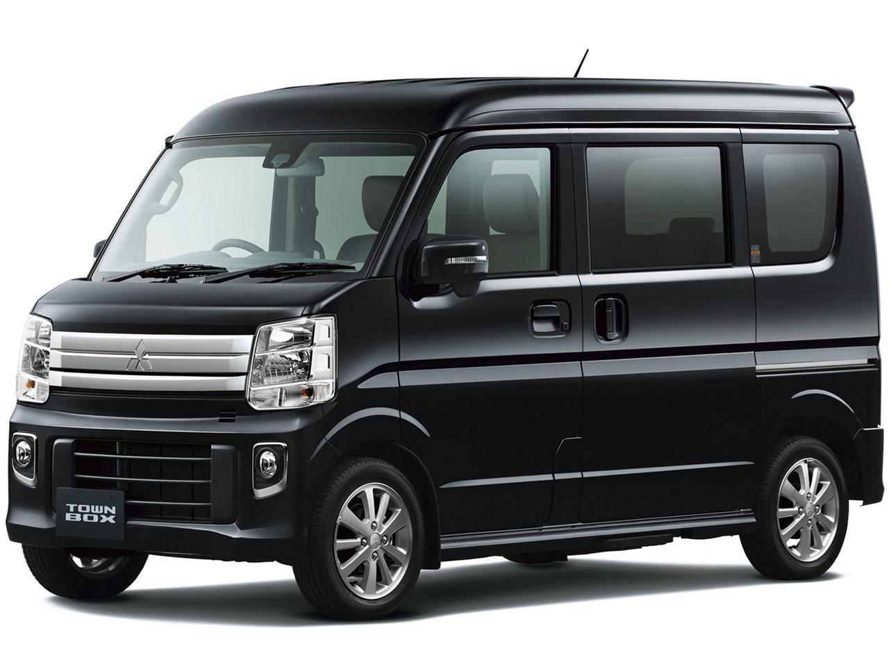 三菱 タウンボックス 2015年モデル 新車画像