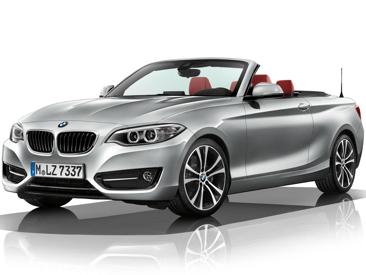 BMW 2シリーズ カブリオレ 2015年モデル 新車画像