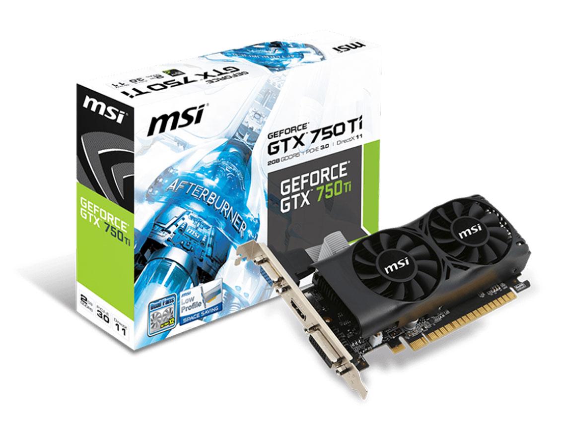 N750TI-2GD5TLP [PCIExp 2GB] の製品画像