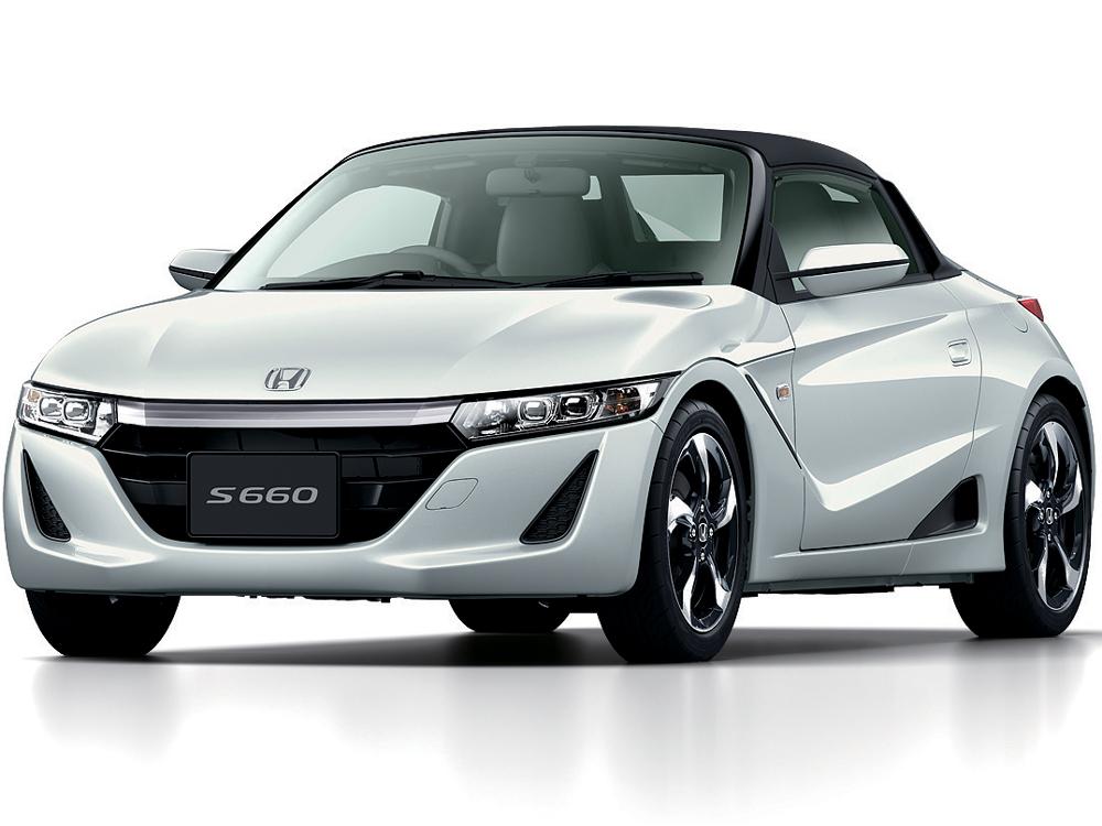 ホンダ S660 2015年モデル 新車画像