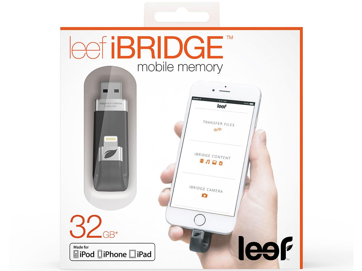 『パッケージ』 iBRIDGE LIB000KK032E6 [32GB ブラック] の製品画像