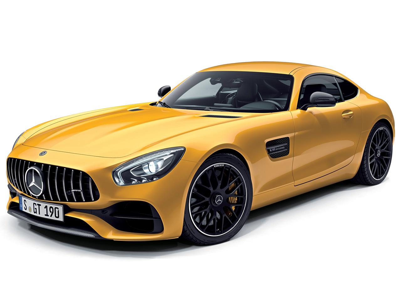 メルセデスAMG AMG GT 2015年モデル 新車画像