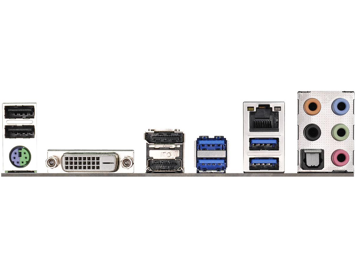 『本体 接続部分』 N3700-ITX の製品画像
