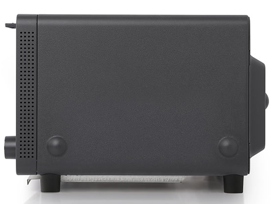 『本体 右側面』 The Toaster K01A-KG [ブラック] の製品画像