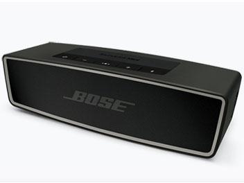 SoundLink Mini Bluetooth speaker II [カーボン] の製品画像