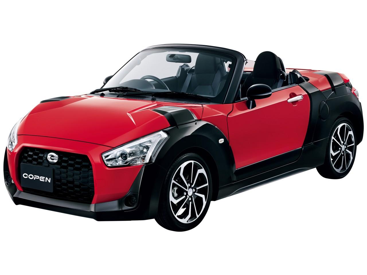ダイハツ コペン エクスプレイ 2014年モデル 新車画像
