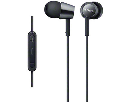 MDR-EX150IP (B) [ブラック] の製品画像