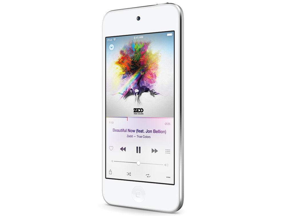 iPod touch MKHX2J/A [32GB シルバー] の製品画像