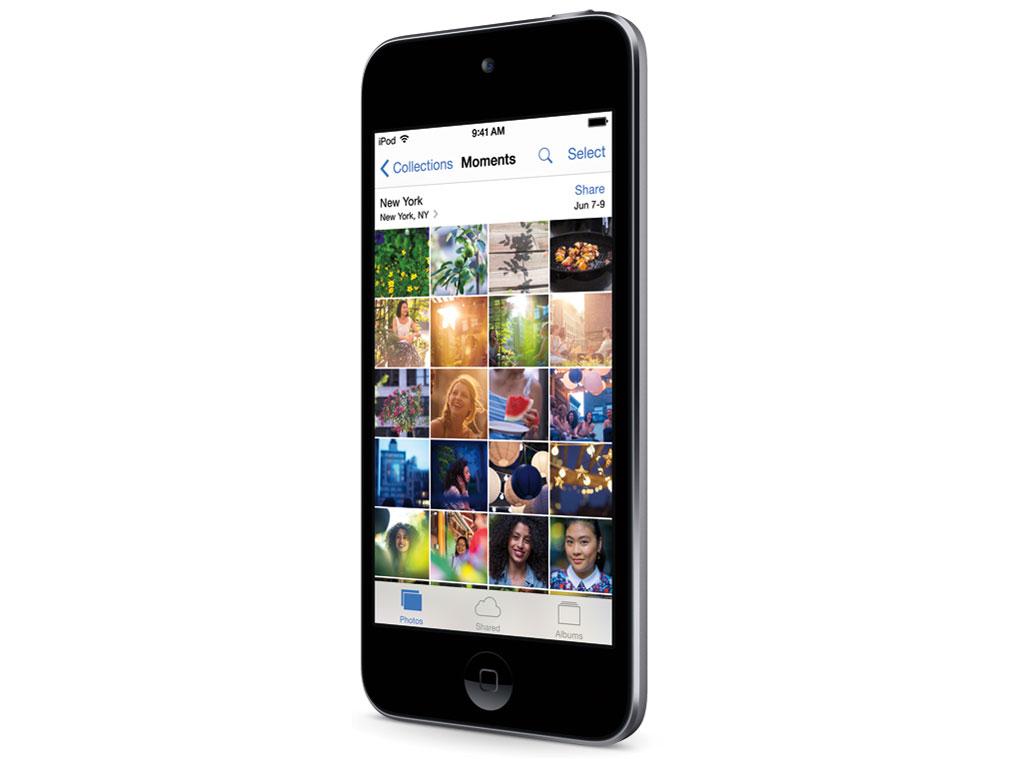 iPod touch MKJ02J/A [32GB スペースグレイ] の製品画像