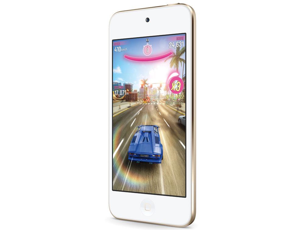 iPod touch MKHC2J/A [64GB ゴールド] の製品画像