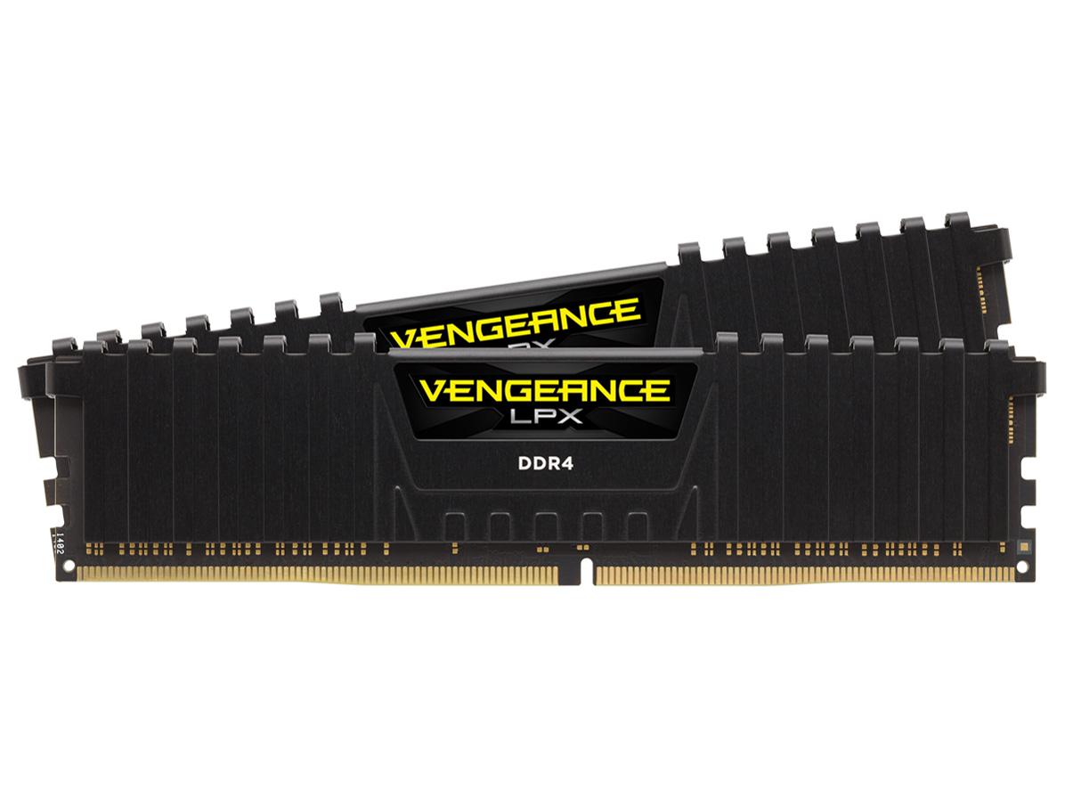 CMK16GX4M2A2666C16 [DDR4 PC4-21300 8GB 2枚組] の製品画像