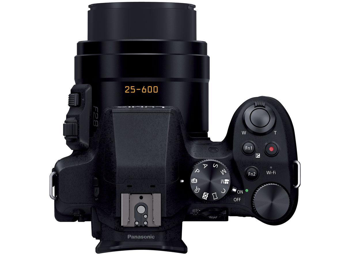 『本体 上面1』 LUMIX DMC-FZ300 の製品画像