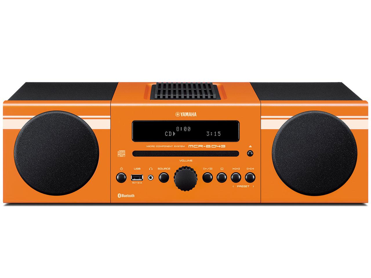 MCR-B043(D) [オレンジ]