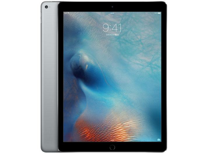 iPad Pro Wi-Fiモデル 32GB ML0F2J/A [スペースグレイ] の製品画像