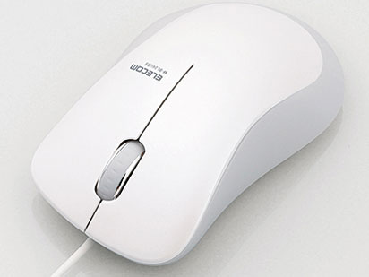 M-BL24UBSWH [ホワイト] の製品画像