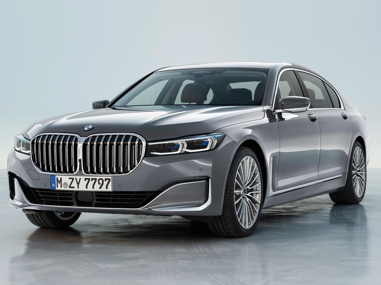 BMW 7シリーズ セダン 2015年モデル 新車画像