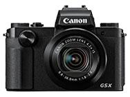 『本体 正面』 PowerShot G5 X の製品画像