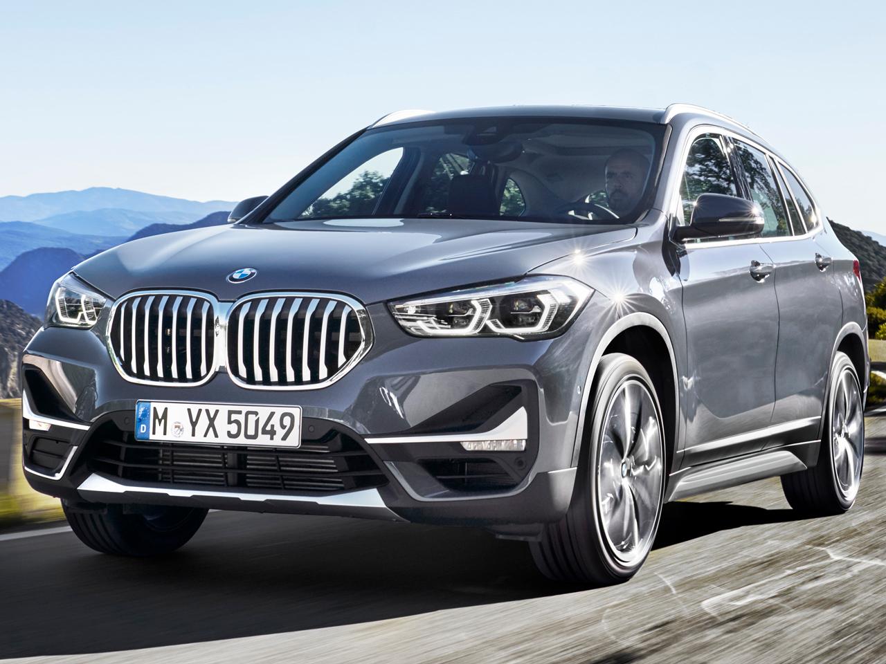 BMW X1 2015年モデル 新車画像