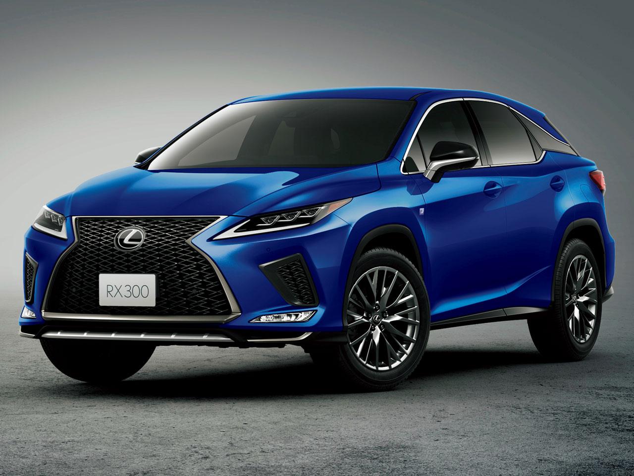 レクサス RX 2015年モデル 新車画像