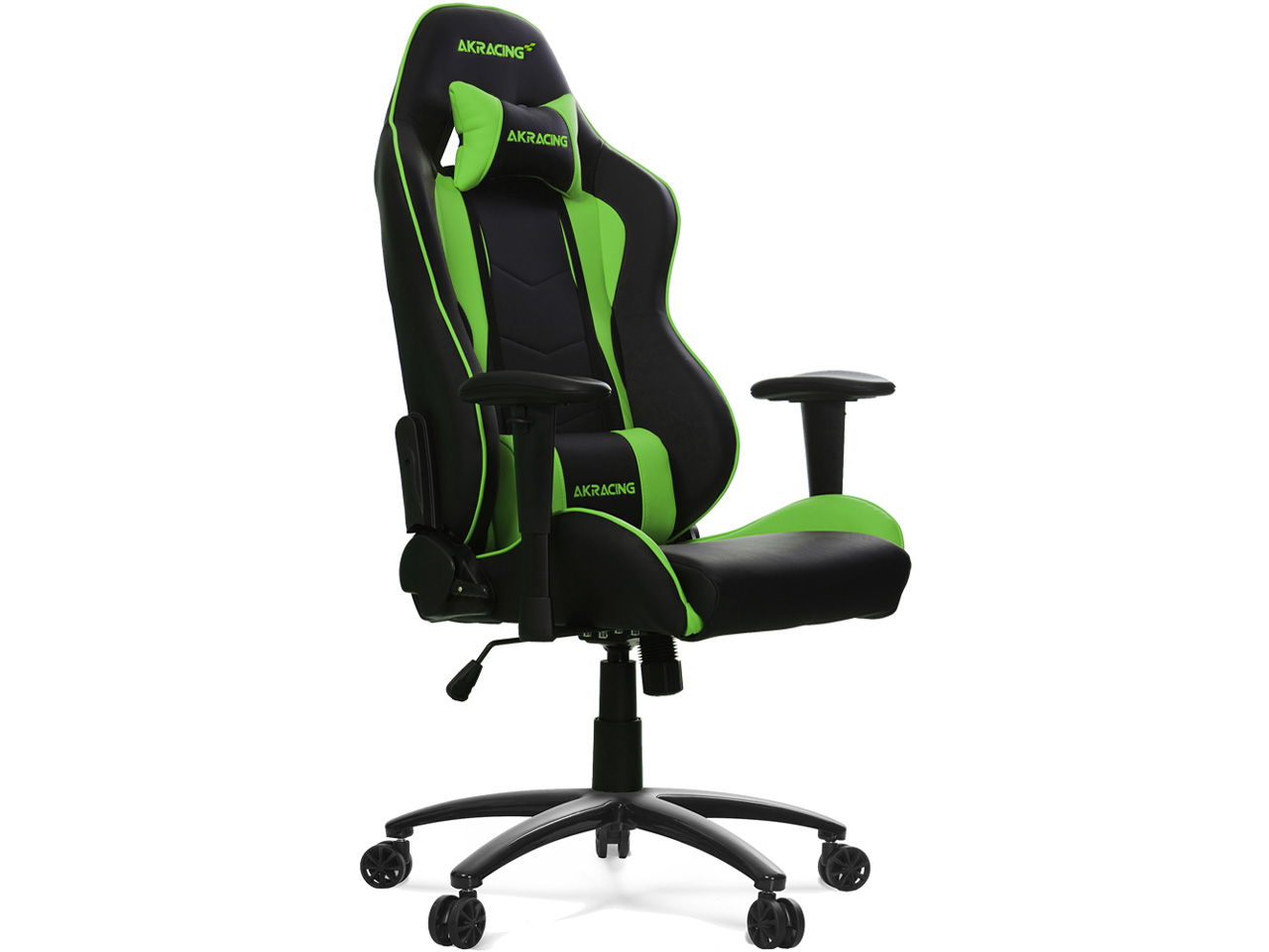 Nitro Gaming Chair AKR-NITRO-GREEN [グリーン] の製品画像