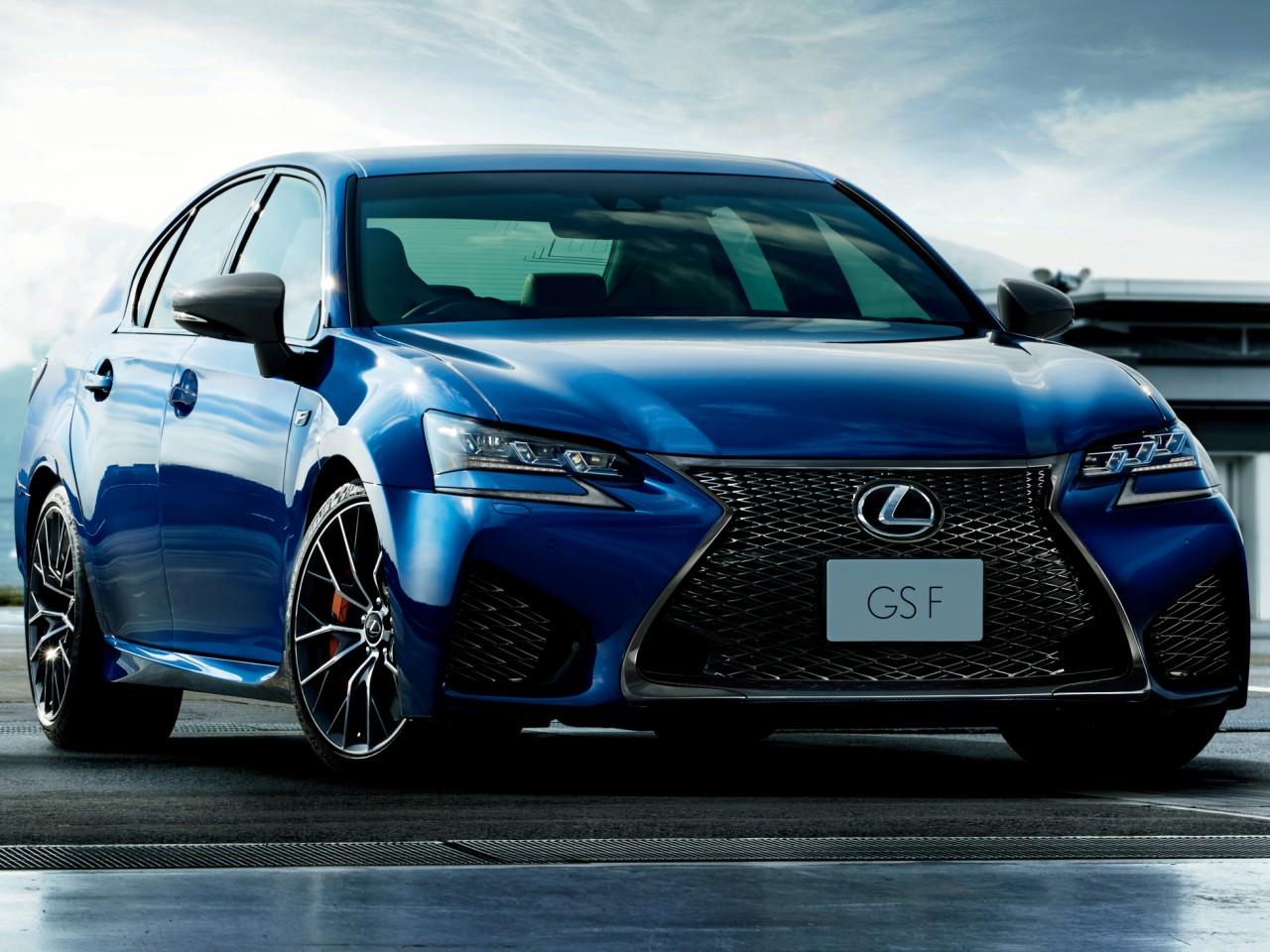 レクサス GS F 2015年モデル 新車画像