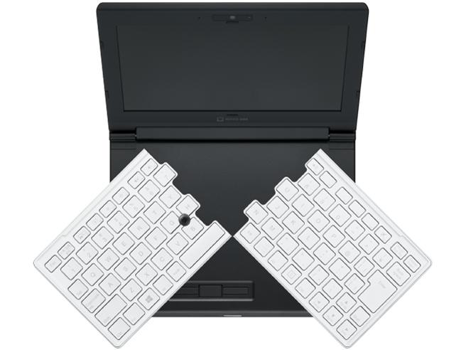 『本体2』 ポータブック XMC10 の製品画像