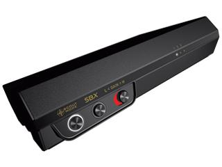 『本体 側面2』 Sound BlasterX G5 SBX-G5 の製品画像