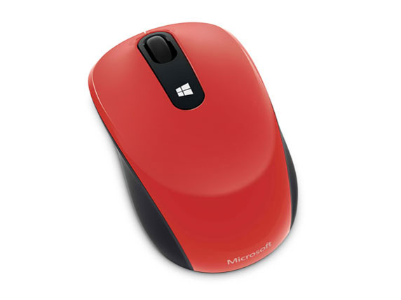 Sculpt Mobile Mouse 43U-00040 [ファイヤー レッド] の製品画像