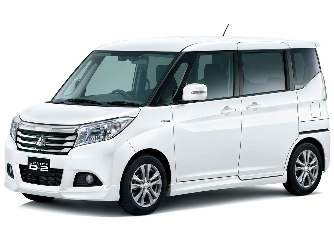 三菱 デリカ D:2 2015年モデル 新車画像