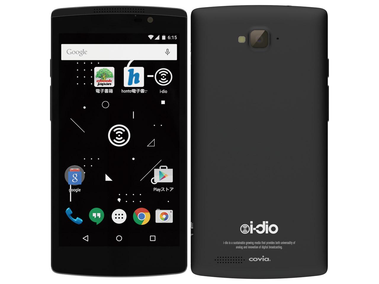 コヴィア・ネットワークス i-dio Phone 製品画像