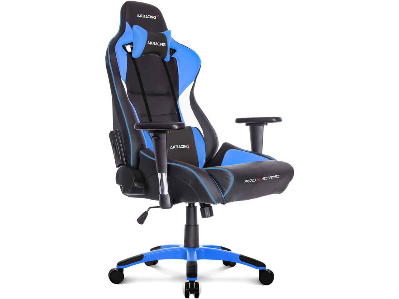Pro-X Gaming Chair AKR-PRO-X/BLUE [ブルー] の製品画像