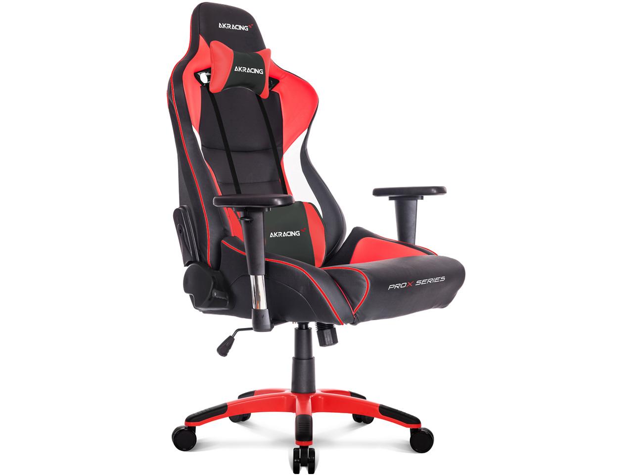 Pro-X Gaming Chair AKR-PRO-X/RED [レッド] の製品画像