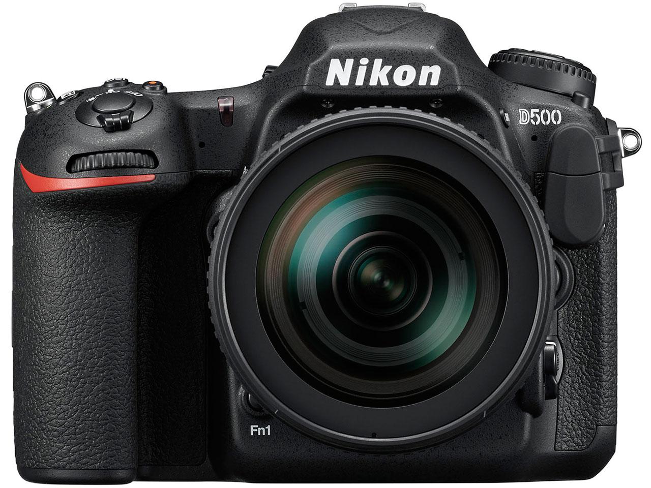 D500 16-80 VR レンズキット の製品画像