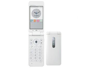 GRATINA 4G KYF31 [ホワイト] の製品画像