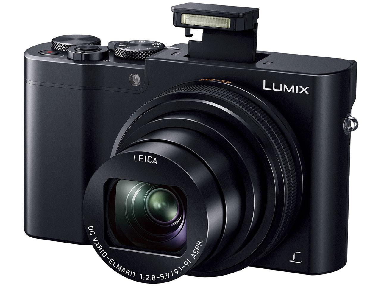 『本体 正面2』 LUMIX DMC-TX1 の製品画像