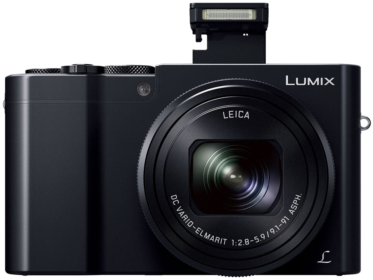 『本体 正面3』 LUMIX DMC-TX1 の製品画像