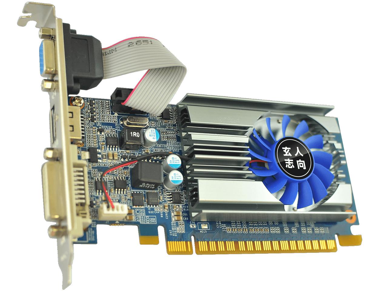 『本体1』 GF-GT710-E2GB/LP [PCIExp 2GB] の製品画像