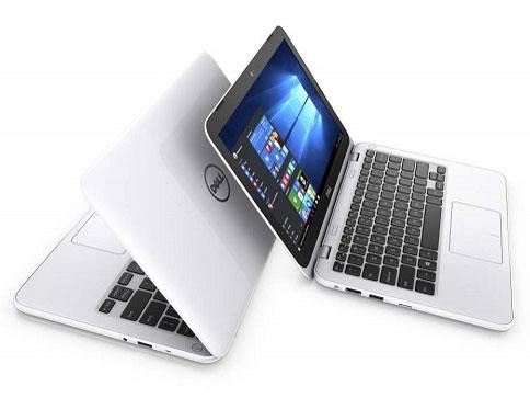 Inspiron 11 3000シリーズ 価格.com限定 エントリー・プラス Pentium N3700・128GB SSD搭載モデル [ホワイト] の製品画像