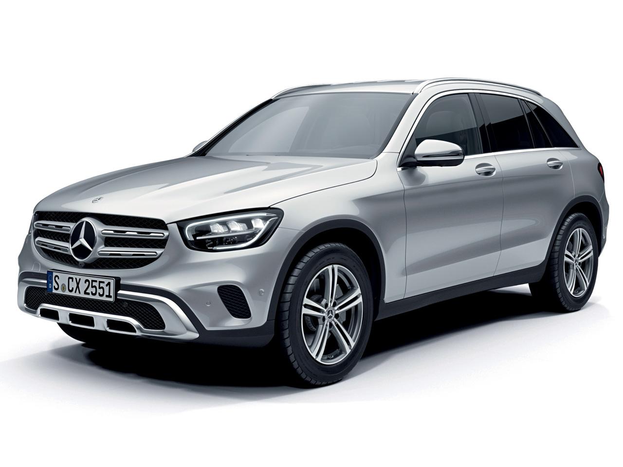 メルセデス・ベンツ GLCクラス 2016年モデル 新車画像