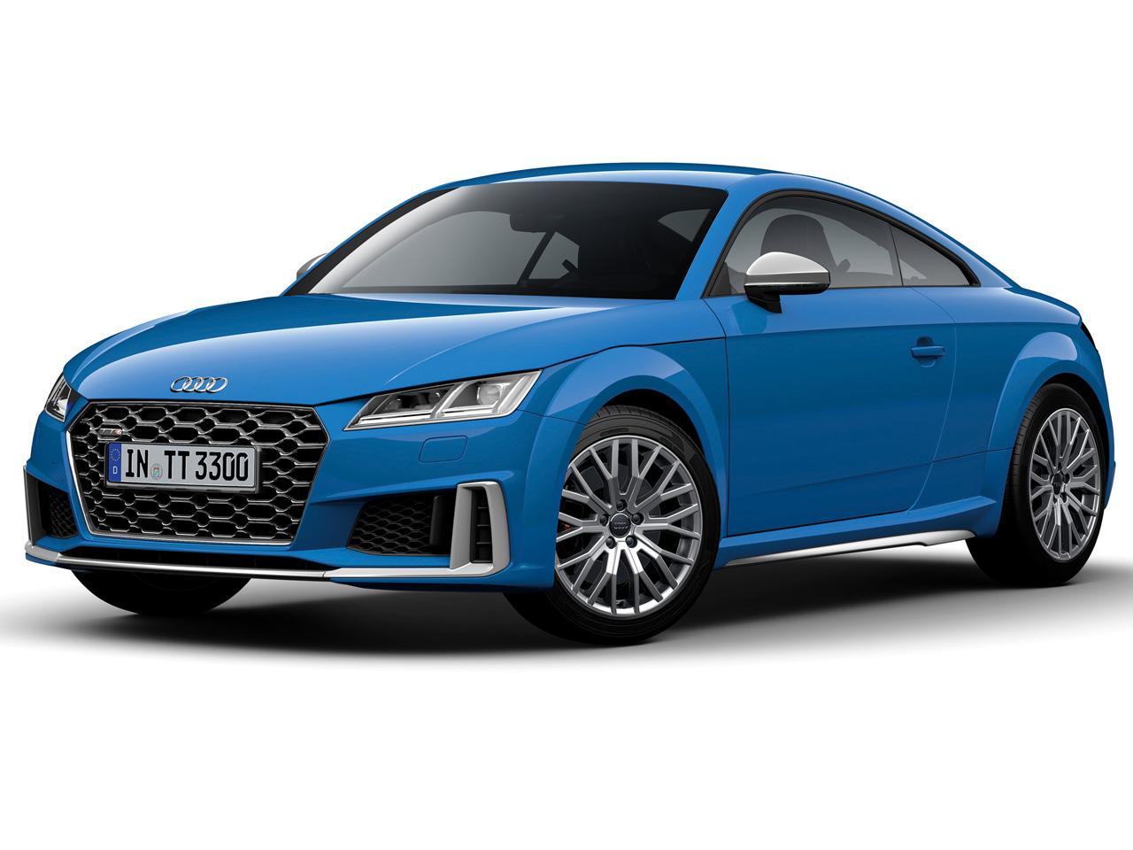 アウディ TTS クーペ 2015年モデル 新車画像