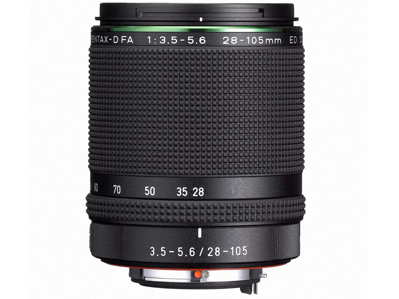 『本体 側面2』 HD PENTAX-D FA 28-105mmF3.5-5.6ED DC WR の製品画像